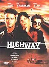 Highway (BRAND NEW DVD) Jared Leto, Jake Gyllenhaal , Selma Blair, FREE SHIPPING