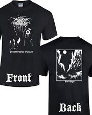 DARKTHRONE Transilvanian Hunger T-shirt mayhem immortal pest taake fenriz craft