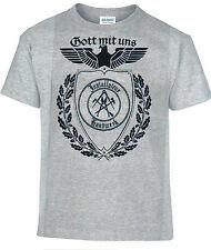 T-Shirt,Installateur,Gott mit uns,,Handwerk,Zunft