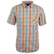 Bench Camisa de cuadros hombre kippax B a cuadros camiseta tamaño S
