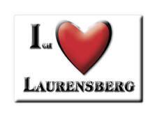DEUTSCHLAND SOUVENIR - NORDRHEIN WESTFALEN MAGNET LAURENSBERG (STÄDTEREGION AACH