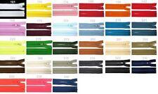 Reißverschluss 70cm * 5mm * grob * teilbar * für Jacken * Profil Kunststoff