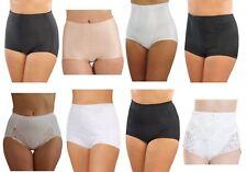 Ladies control briefs girdle pants underwear support womens