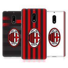 Cresta oficial AC Milan 2017/18 Kit De Estuche De Gel Suave Para Teléfonos Nokia 1