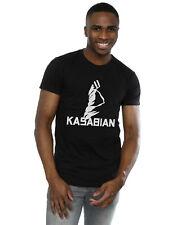 Kasabian Men's Ultraface Logo T-Shirt