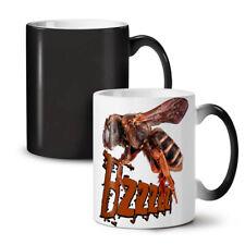 Fly Bee Insect Bug NEW Colour Changing Tea Coffee Mug 11 oz | Wellcoda