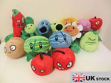 Plantes Vs Zombies plush soft toys dans différents choix vendeur britannique livraison rapide