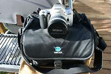 Minolta Dynax 404si Maxxum STsi Camera & Bag!