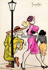 Peeping Tom - Fantasy Art Print by Frank Frazetta