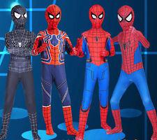Spiderman Costume Carnevale Simil Homecoming Amazing Bimbo Uomo Cosplay SPM010 3