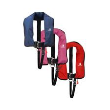 12skipper Junior Kids Kinder Automatik-Rettungsweste 150N ISO | 3 Farben