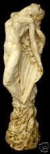"Huge Ascending Angel Sculpture 37"" Home Decor Statue"