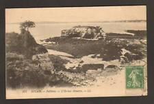VALLIERES / ROYAN (17) L'ILE AUX MOUETTES en 1921