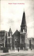 Brondesbury. Baptist Chapel by Parke's Drug Stores Ltd.