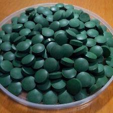 For Fish and Crystal Red Shrimp SPIRULINA Tablets Enrichment Favorite Food