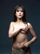 V5972 Sophie Marceau Sexy Hot Panties Decor Print POSTER Affiche