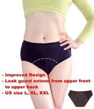 Set Plus Size Women's Period Leak proof Panties Underwear Briefs Modal Hipster