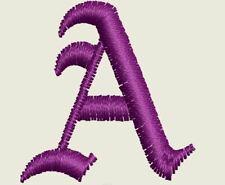 AlphaFont 2 - Over 150 Fonts/Alphabet Embroidery Design Sets - 10 Formats Cd/Usb