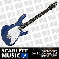 Tanglewood TE2BL Baretta Blue TE-2 Electric Guitar **5 Years Warranty**