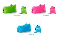Kinder Seatzac ChillBag verschiedene Farben Sitzsack ultrakompakt Luftsofa