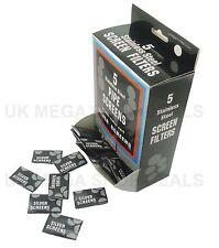 Stainless Steel 20mm Tobacco Pipe Screens Gauzes Metal Smoking Filter
