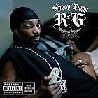 SNOOP DOGG R&G RHYTHM&GANGSTA THE MASTERPIECE CD 2004