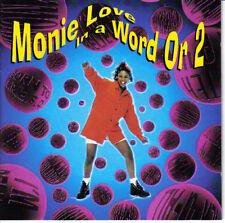 MONIE LOVE / IN A WORD OR 2 * NEW & SEALED CD * NEU *