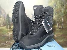 Lackner Stiefel Winterschuhe Boots Trekking Schuhe schwarz grau 7817-9 Gr.40-47