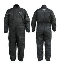 1 PC Motorcycle Rain Suit Wet Weather Pants Jacket 100% Waterproof Suit