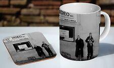 Jay And Silent Bob BW Classic Tea / Coffee Mug Coaster Gift Set