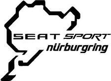 p41 Nurburgring Circuito Seat Pegatina Sticker Vinilo Moto GP Alemania MotoGP