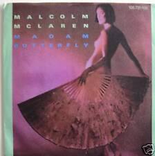 "7"" 1984! Malcolm McLaren: Madame Butterfly/MINT -? \"
