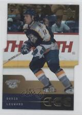 2000-01 Upper Deck Ice Stars #23 David Legwand Nashville Predators Hockey Card