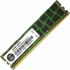 Memory Ram 4 Server DDR3 PC3 10600R 1333 240Pin RDIMM ECC Registered 2X GB Lot