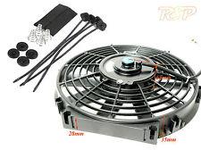 """Universal slim radiateur électrique ventilateur 8 """" 9"""" 10 """" 12"""" 14 """"pouces disponibles"""