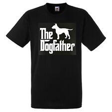 English Bull Terrier Dog Father T SHIRT