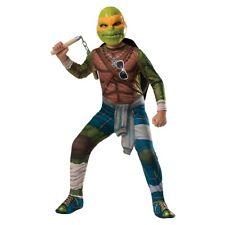 Ninja Turtle Costume Kids Teenage Mutant Ninja Turtles Halloween Fancy Dress