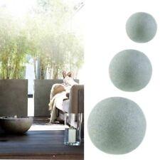 esteras - Kugel naturelite * ball * granitgrau Dekokugel Gartenkugel emsa