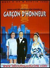 GARCON D'HONNEUR Affiche Ciné / Poster OURS D'OR BERLIN