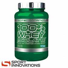 (31,29€/1kg) Scitec Nutrition 100% Whey Isolate Molke Eiweiß Isolat 700g