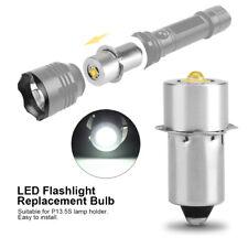 P13.5S 3W 3V 4-12V LED Bombilla Lámpara de Emergencia Recambio para Linterna
