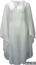 ★ Pro-X Elements YORK  leichtes Foliencape Regenmantel Regencape transparent PVC