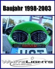 LED Rücklicht Heckleuchte schwarz Kawasaki ZX 6R ZX 9R Ninja smoked tail light
