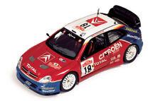 IXO 1:43 CITROEN XSARA WRC WINNER SANREMO RALLY 2003 LOEB ELENA RAM127