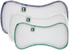 Best Bottom Cloth Diaper Microfiber & No-Pill Fleece Stay Dry Insert - 868807