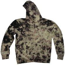Tie Dye Hoodie acid wash /bleach effect