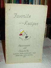 Recipes Augusta Road Community Club Greenville, SC 1954
