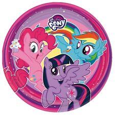 Mein kleines Pony MLP Pinkie Pie Regenbogen 23cm Party Papierteller
