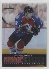 1996-97 Leaf Limited Bash the Boards #6 Claude Lemieux Colorado Avalanche Card