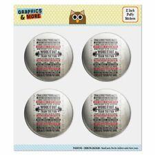 Work it Out Train Pain Motivational Puffy Bubble Scrapbooking Sticker Set